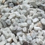 Southern White 20mm Pebbles