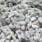 Southern White Blend Pebbles