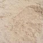 Stabilised Sand