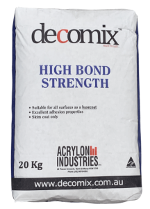 HIGH BOND STRENGTH
